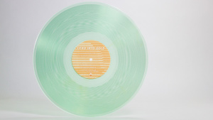 Lead Into Gold - Low & Slow Coke bottle green vinyl a side