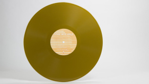 Lead Into Gold - Low & Slow gold vinyl a side
