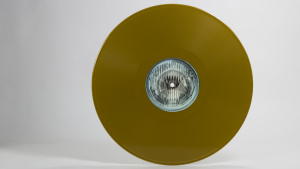 Lead Into Gold - Low & Slow gold vinyl b side