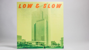 Lead Into Gold - Low & Slow 12 inch jacket front cover