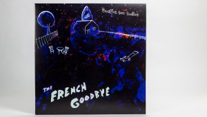 The French Goodbye - Sueños Son Sueños LP jacket front
