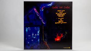 The French Goodbye - Sueños Son Sueños LP jacket back