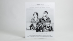 The French Goodbye - Sueños Son Sueños LP insert back