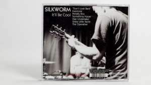 Silkworm - It'll Be Cool CD jewel case back
