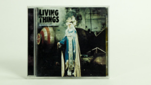 Living Things - Black Skies In Broad Daylight jewel case cover