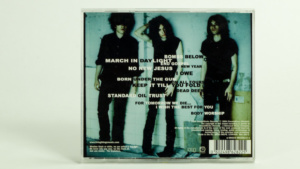 Living Things - Black Skies In Broad Daylight jewel case back