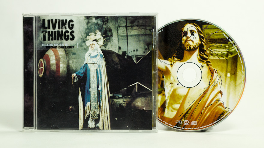 Living Things – Black Skies In Broad Daylight