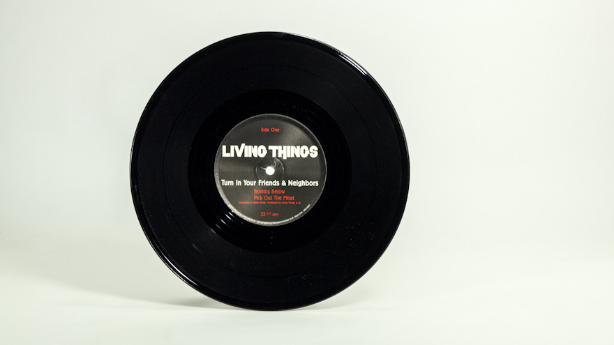 Living Things – Turn In Your Friends & Neighbors