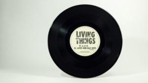 Living Things Blackout Generation ten inch vinyl B side