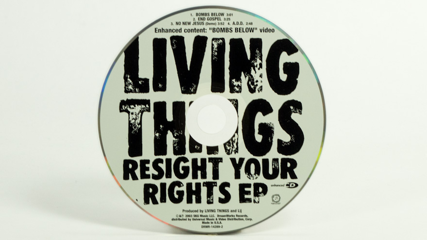 Living Things – Blackout Generation/Resight Your Rights