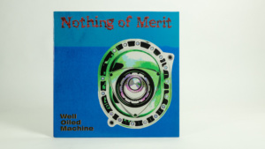 Nothing of Merit ten inch jacket front