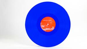 Nothing Of Merit vinyl a side