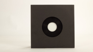 Beehatch - Oh Noh Me limited seven inch sleeve back