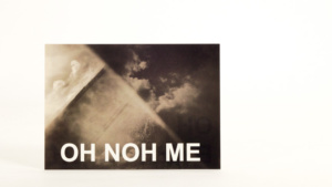 Beehatch - Oh Noh Me card front