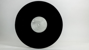 Don Caballero - Singles Breaking Up black LP A side