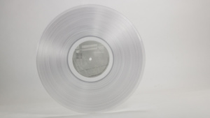 Don Caballero - Singles Breaking Up clear LP A side