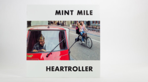 Mint Mile -Heartroller LP cover