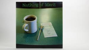Nothing Of Merit - Sleep Of Reason LP cover