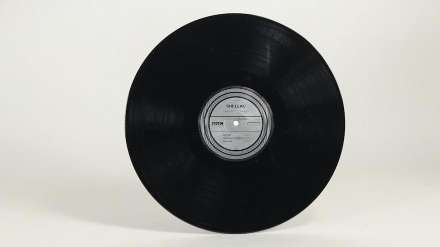 Shellac – The End Of Radio