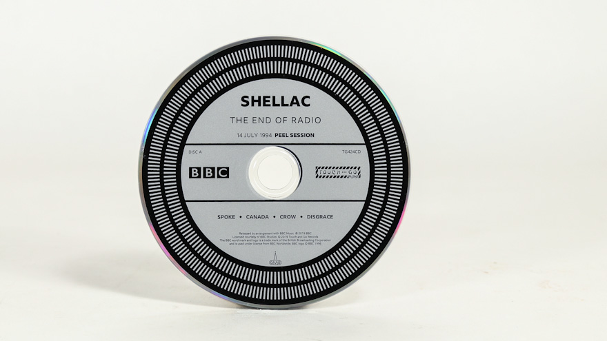 Shellac – The End Of Radio