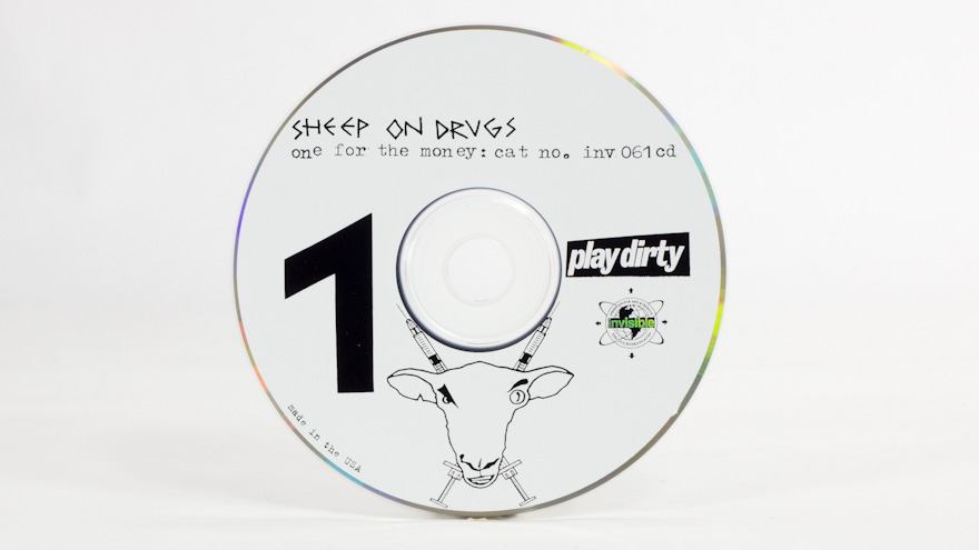 Sheep On Drugs ‎– One For The Money