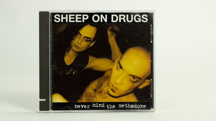 Sheep On Drugs ‎– Never Mind The Methadone