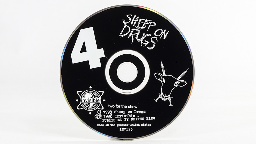 Sheep On Drugs ‎– Two For The Show