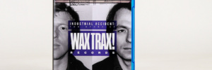 Wax Trax! - Industrial Accident Blu-Ray cover