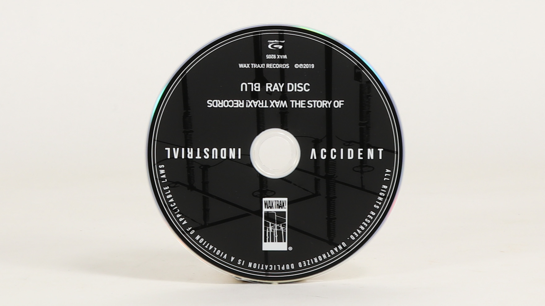Wax Trax! – Industrial Accident [Blu-ray]